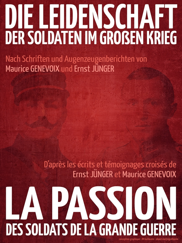 Affiche La Passion