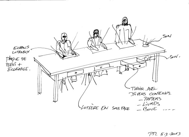 dessin table 1